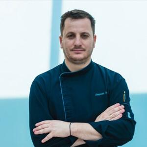 Chef Anastasios Almpanis