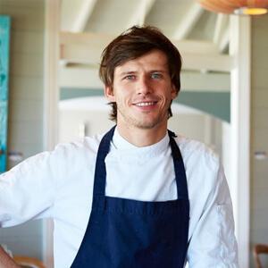 Chef Matteo Zamboni