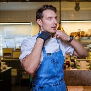 Chef Michael Tolkachev