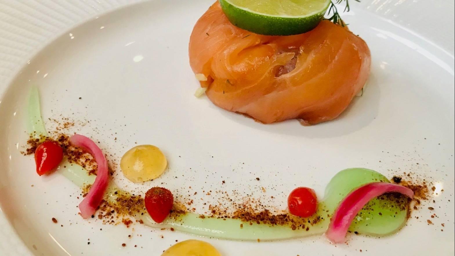 Tian Salmon
