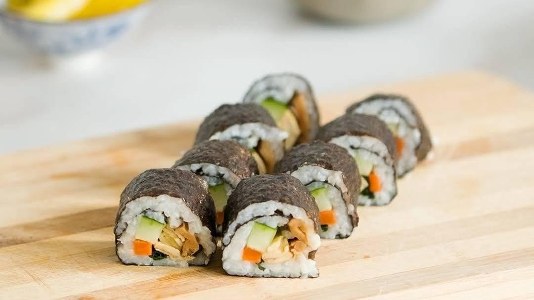 Sushi futomaki