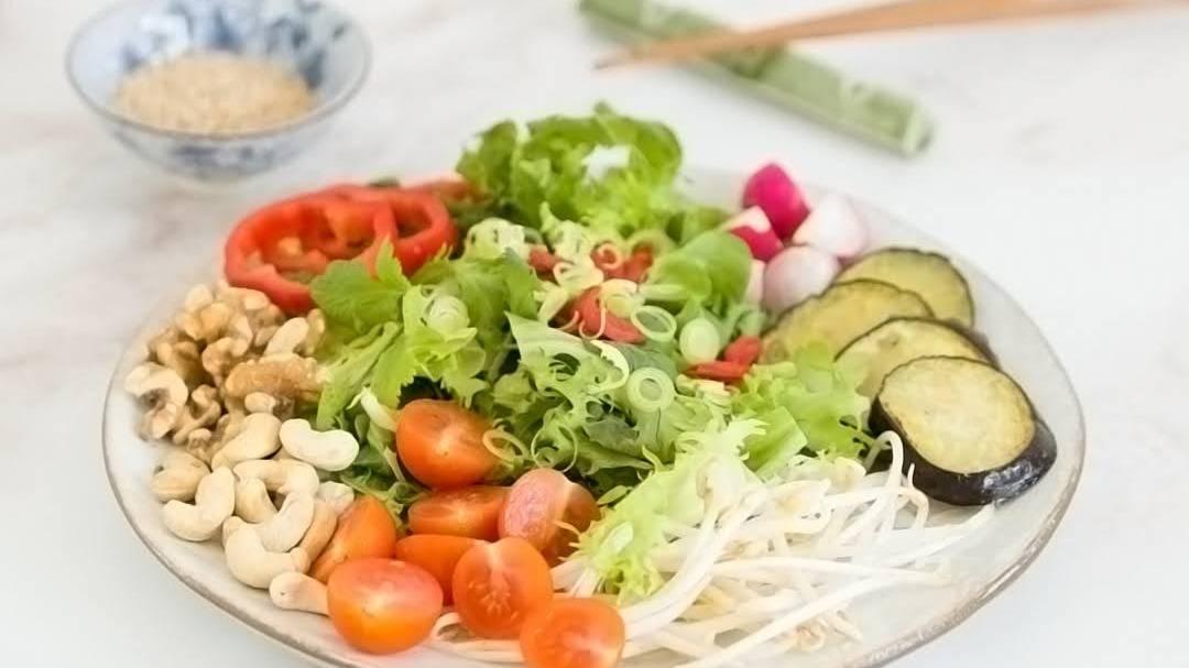 Ensalada japonesa 2