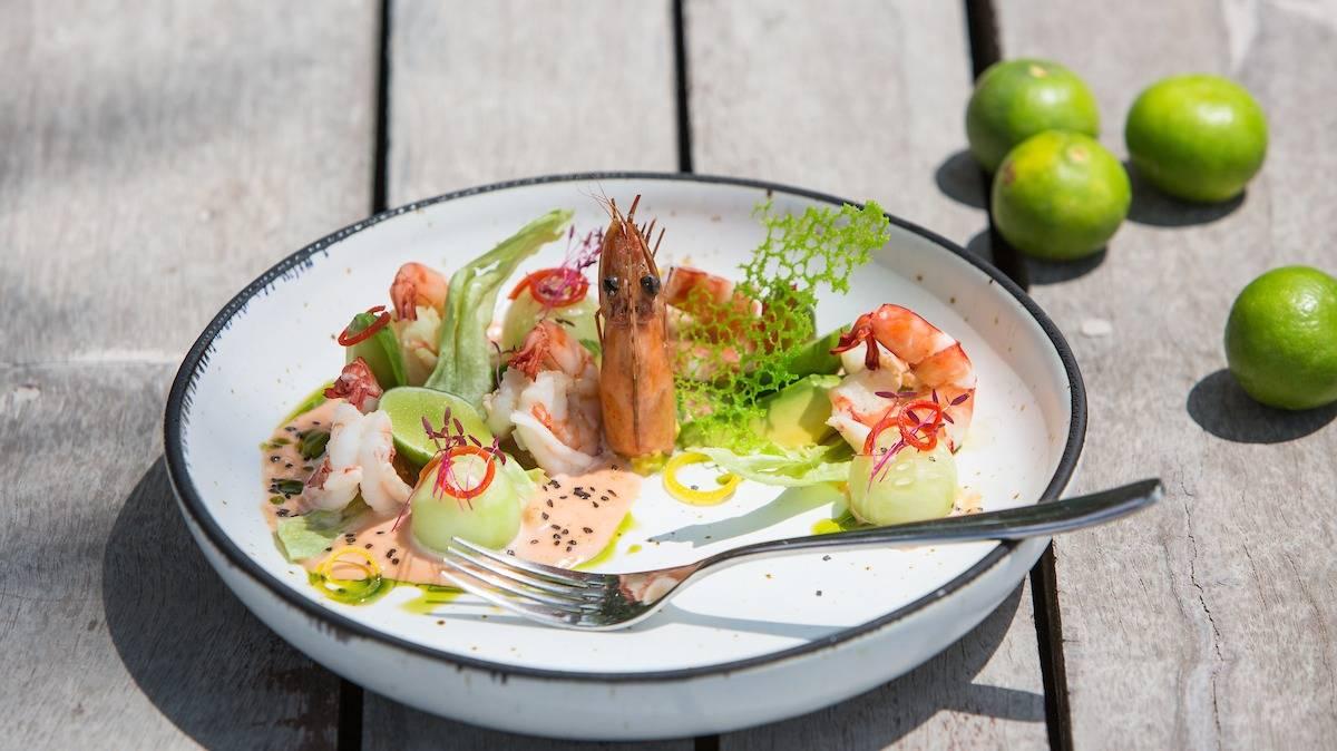 Sea Sky fusion cuisine 1