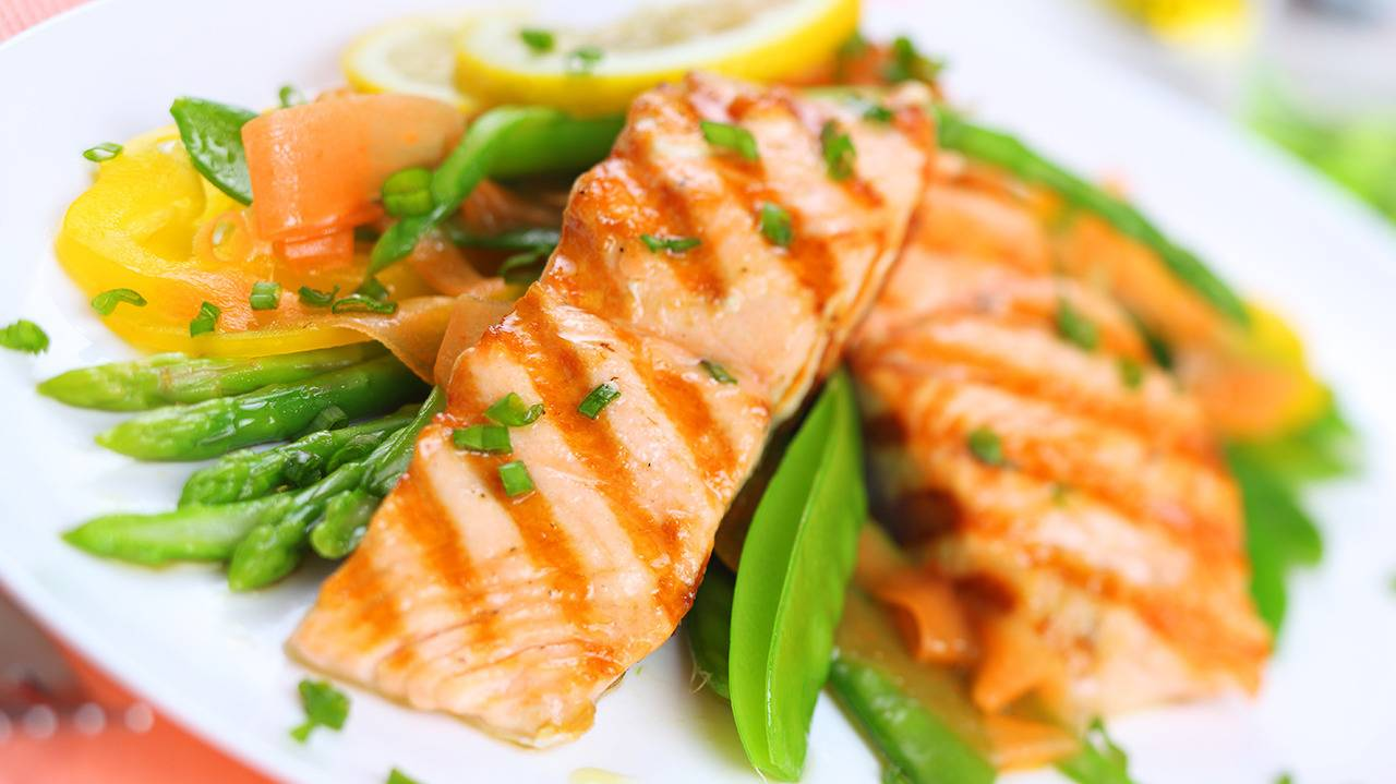 Salmon italiano