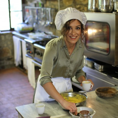 Chef Stephanie Monta