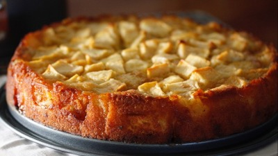 Rench apple cake