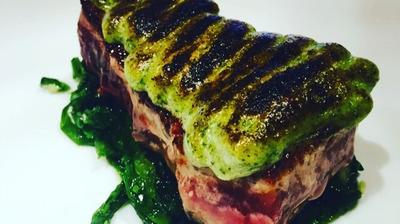 Tun con plancton y algas