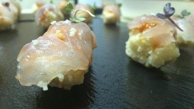 Sushi al andaluz