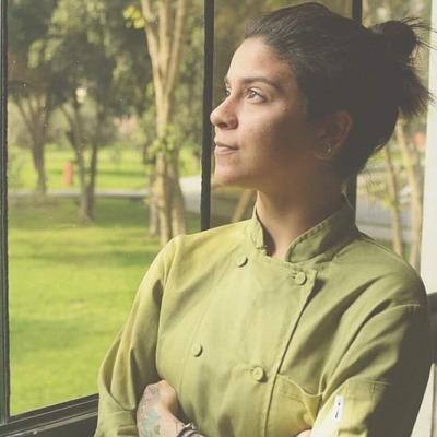 Chef Bárbara García
