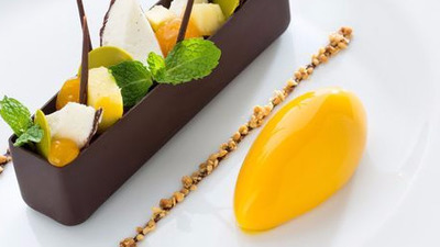 Hocolate mousse pic
