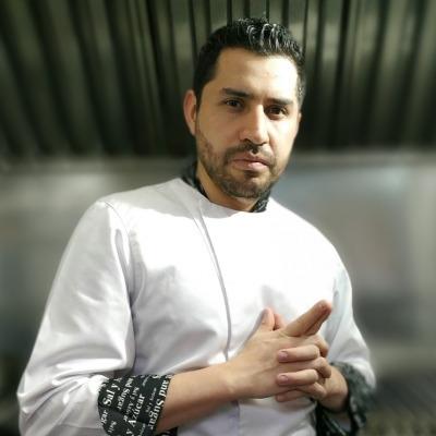 Chef William Nieto