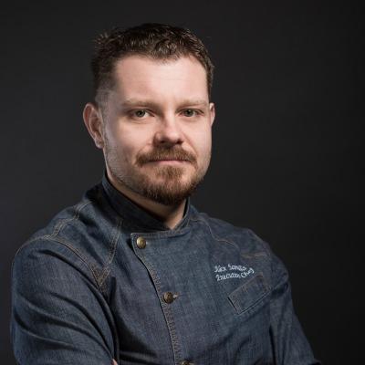 Chef Xenofon Samoilis