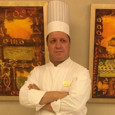 Chef hamid Younsi