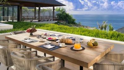 Villa soham luxury villa uluwatu breakfast