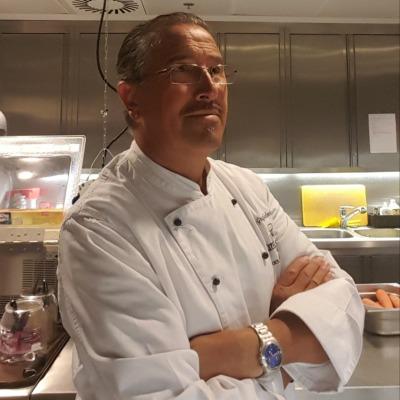 Chef Tito Guglielminetti