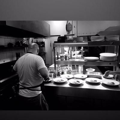 Chef Darren Kennedy