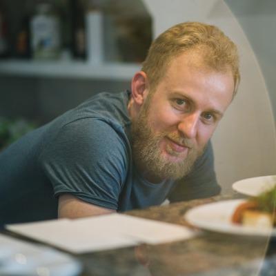 Chef Sebastian Müller