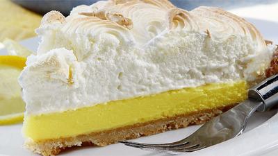 Pie limon