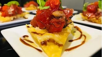 Michelle Gomez food 1