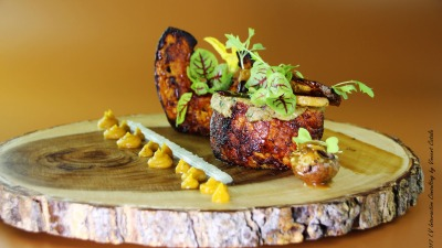 Grill chicken vincent catala