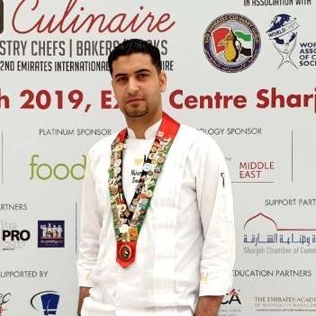 Chef Mohamed Shehab
