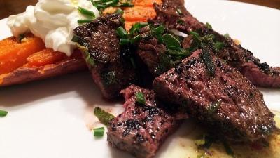 Game steaks