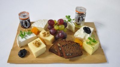 YNOT Selection of cheeses (Large)