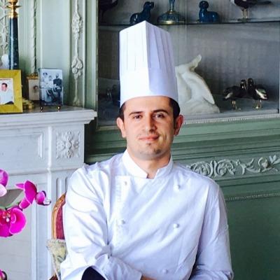 Chef Kristian Bregza