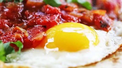 Huevos rancheros chef services