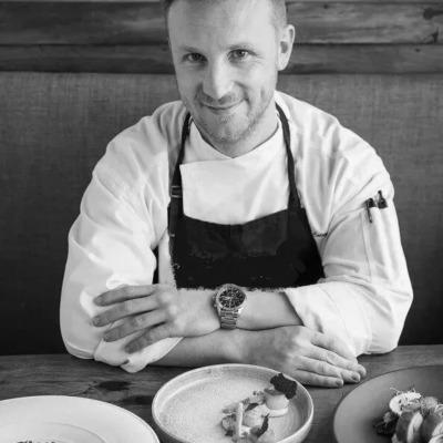 Chef Christian colognesi