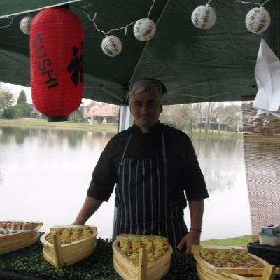 Chef Exequiel bladimir ojeda