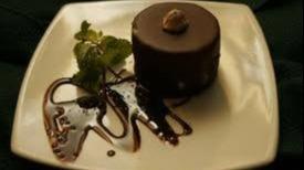 Volvcan de chocolate