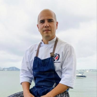 Chef Franklin Rojas