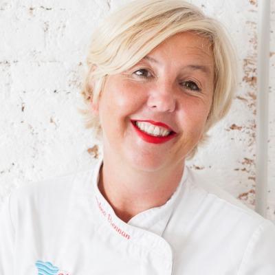 Chef Catalina Brennan