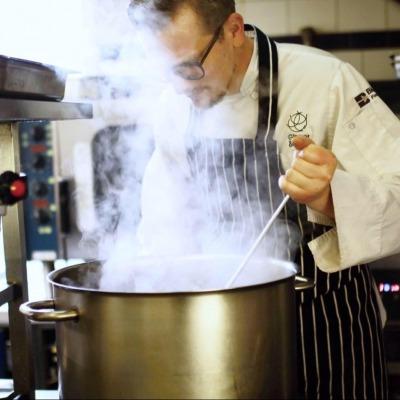 Chef Lukáš Puffer