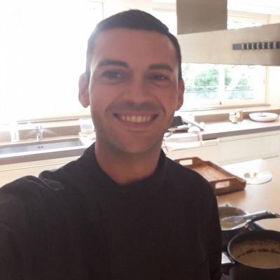 Chef Miguel Burgos