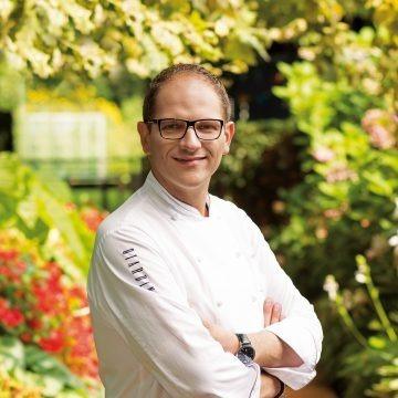 Chef Rolf Fliegauf