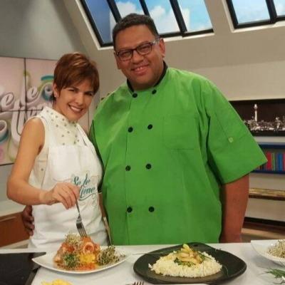 Chef RAMÓN EDUARDO CUETO RODRÍGUEZ