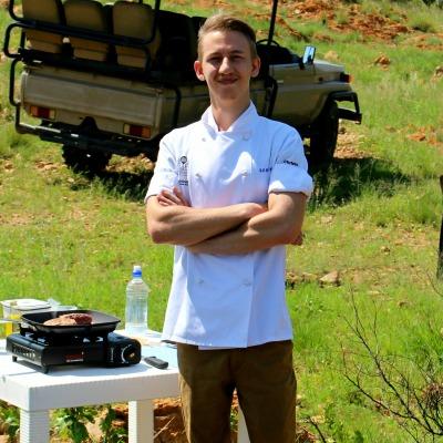 Chef Christo Pretorius