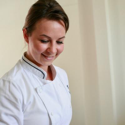 Chef Yuliia Kovtunenko