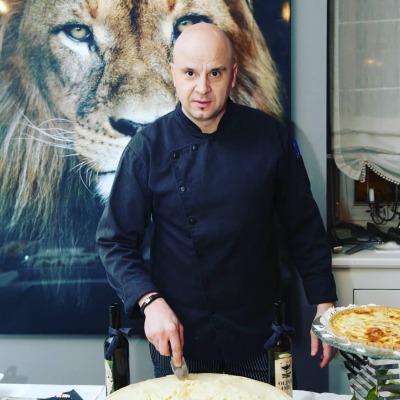 Chef Diego Morelli