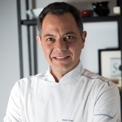 Chef Stavros Psomopoulos