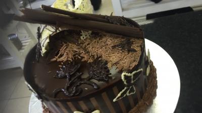 Chocolate Work