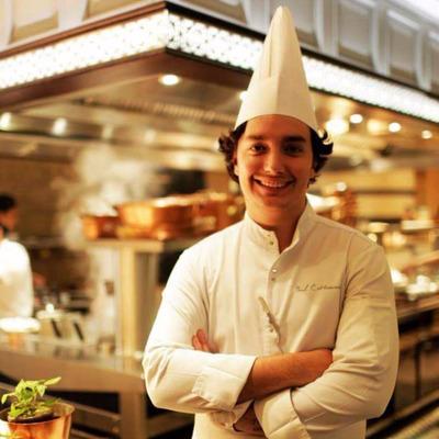 Chef PAUL COTTANCEAU POCARD