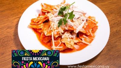 Chilaquiles rojos www fiestamexicana