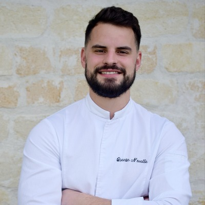 Chef Quentin Novelle