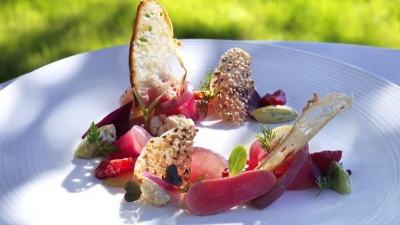 Sashimi thon menu été 2016