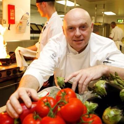 Chef Brian Meehan