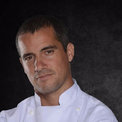 Chef Gustavo Miguel Portela