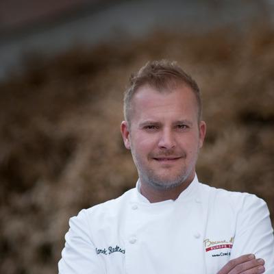 Chef Marek Raditsch